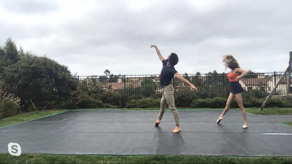 Insta Ballerina