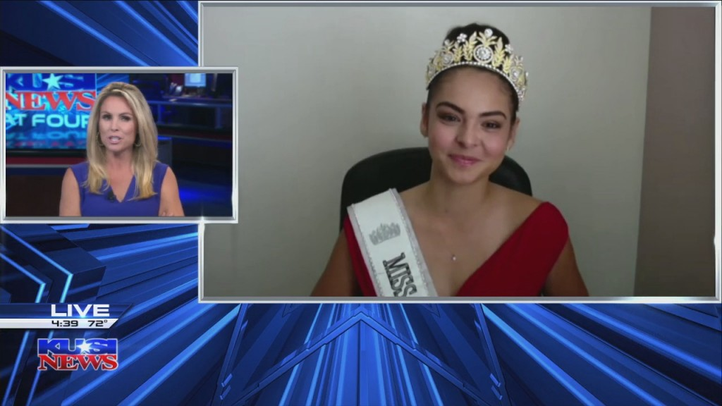 La Jolla Country Day Teen Wins Miss American Teen 2020 Pageant