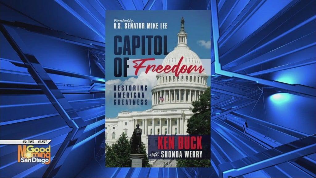 Congressman Ken Buck Has A New Book