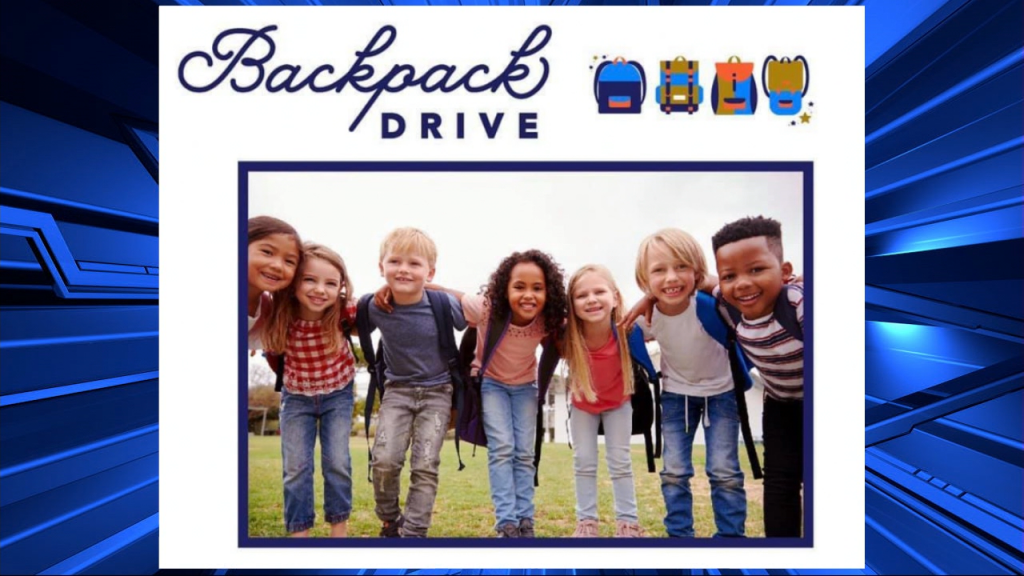 North Coast Church Hosts Annual Backpack Drive Benefiting Students At Home