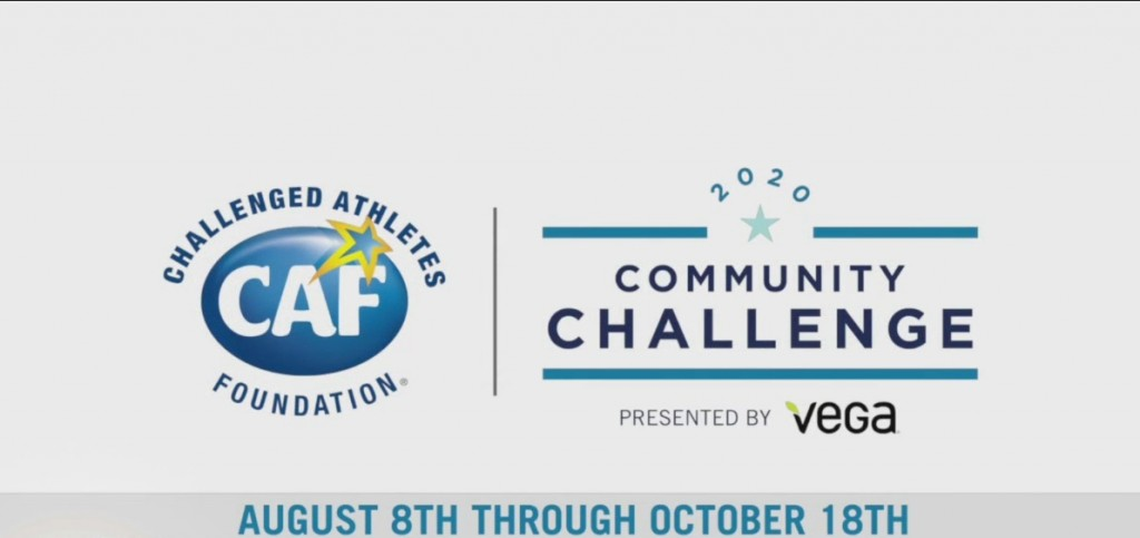 Challanged Athlete Foundation Community Challenge