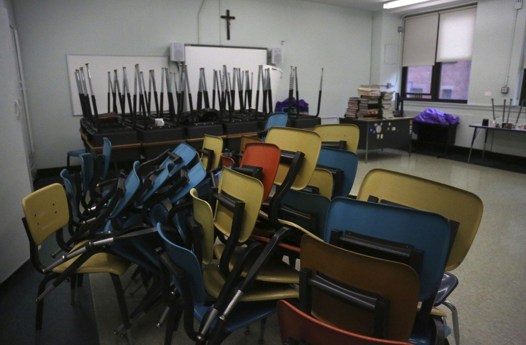 Catholic Schools In Crisis