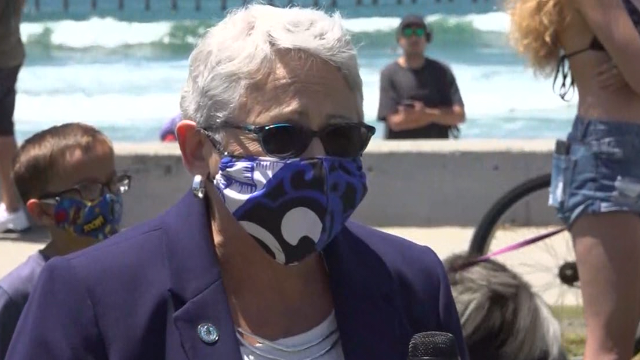 WATCH: Councilwoman Karen snaps, demands arrest of the unmasked