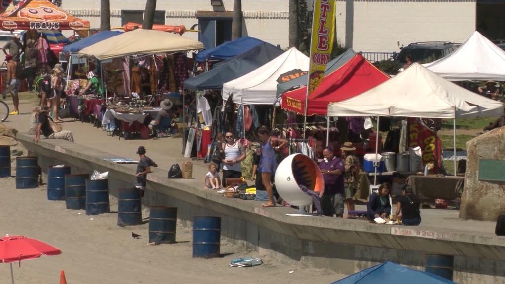 Ocean Beach Vendors