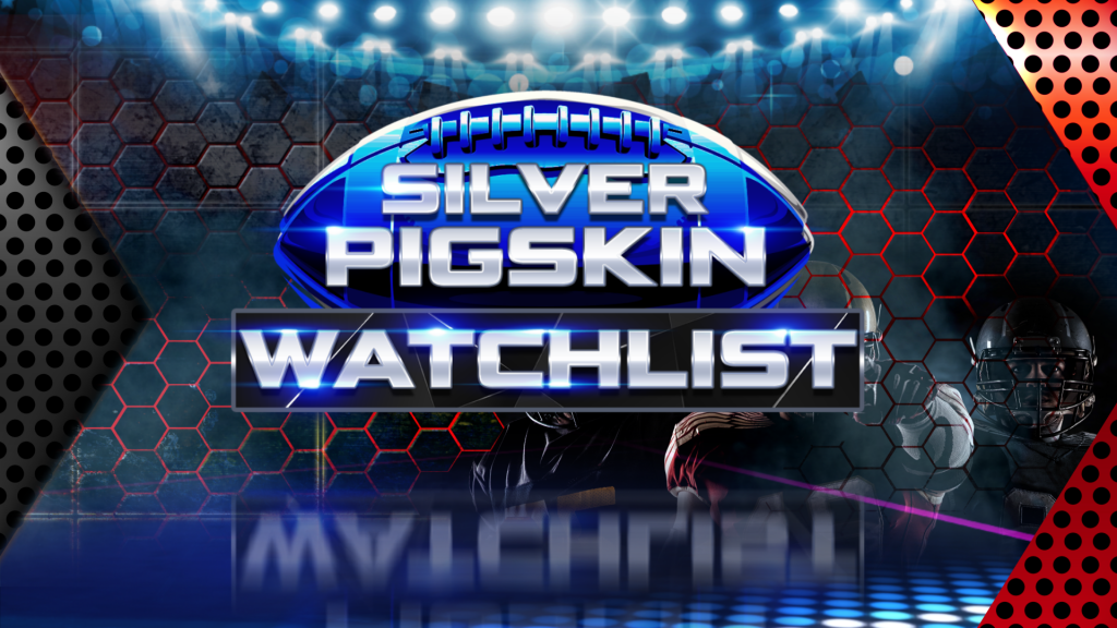 Clay Petry Silver Pigskin Watchlist