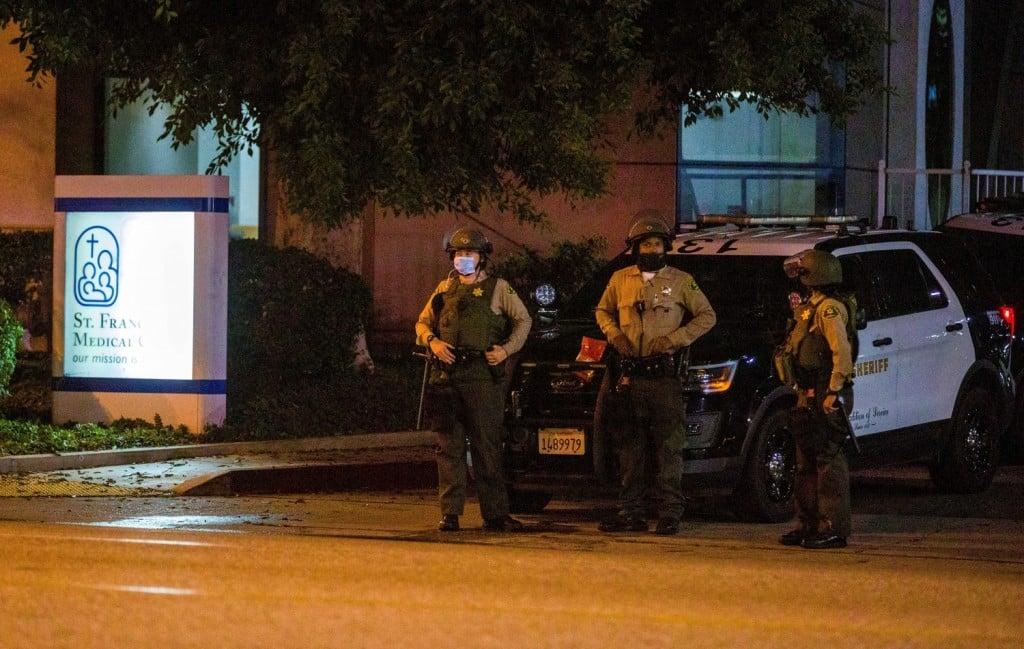Deputies Shot California
