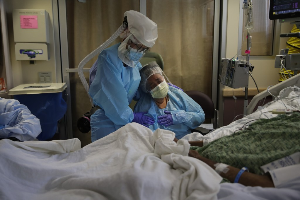 Virus Outbreak Milestones 200,000 Dead