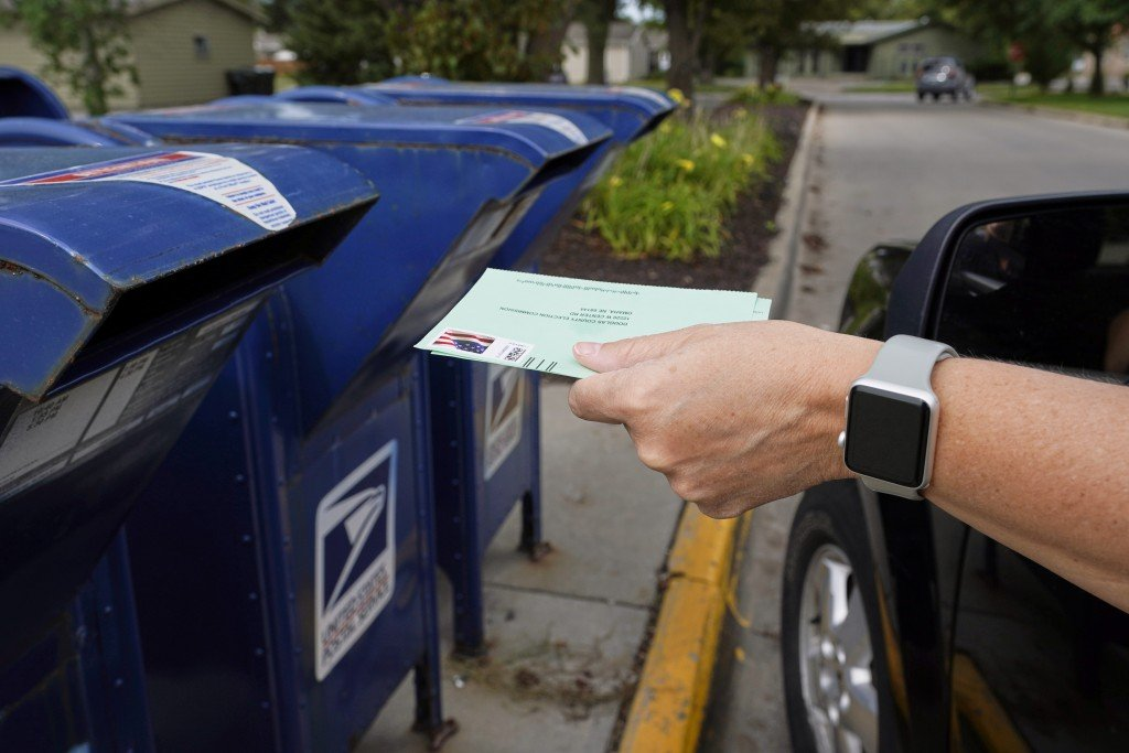 Election 2020 Postal Service Delays