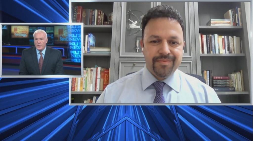Senior Rabbi Jason Nevarez