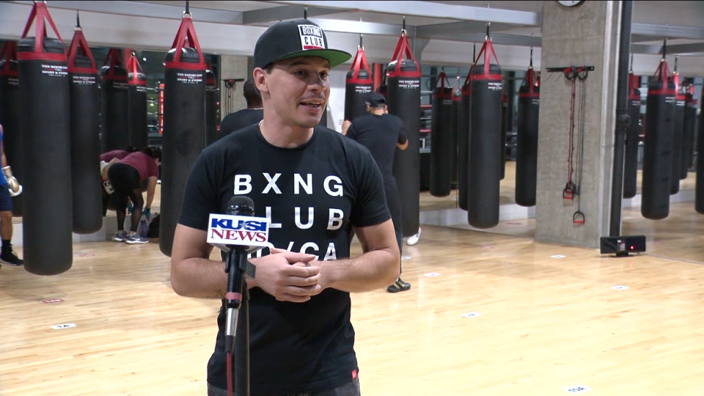 Boxing Club Reopens