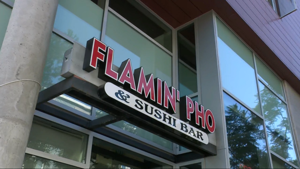 Flamin Pho