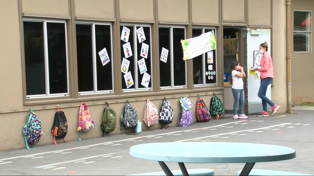 Lakeside School Reopening