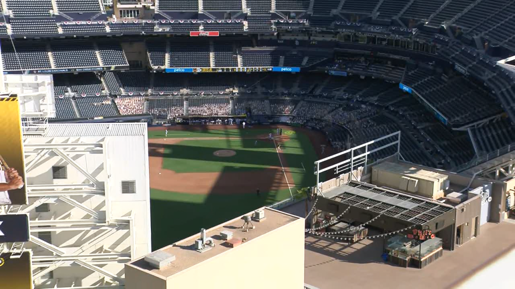 Padres Games From Altitude