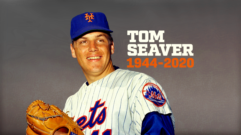 Remembering Tom Seaver