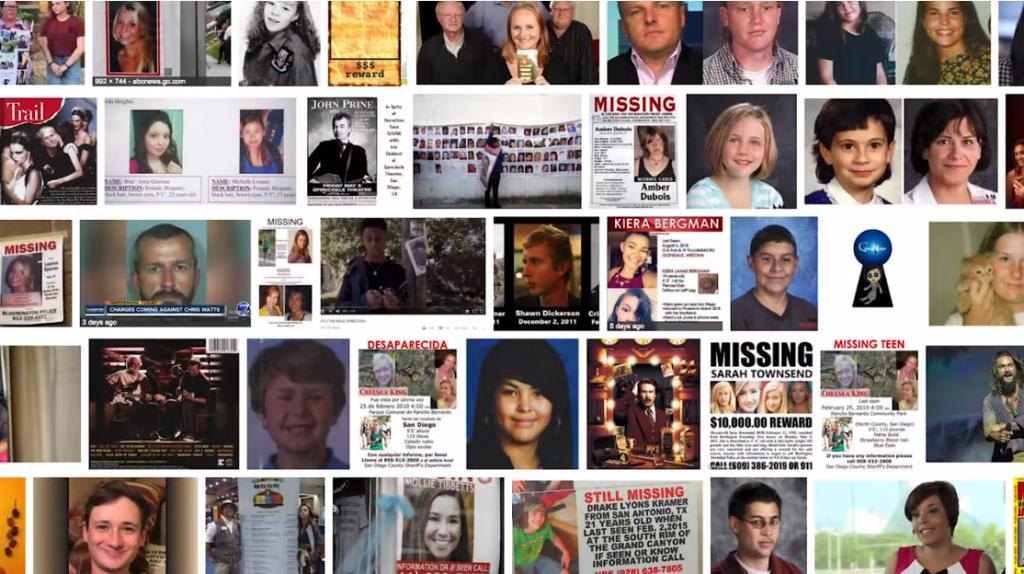 Saved In America Missign Children