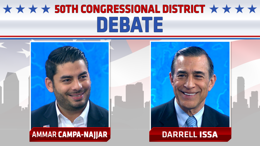 50th Congressional Debate