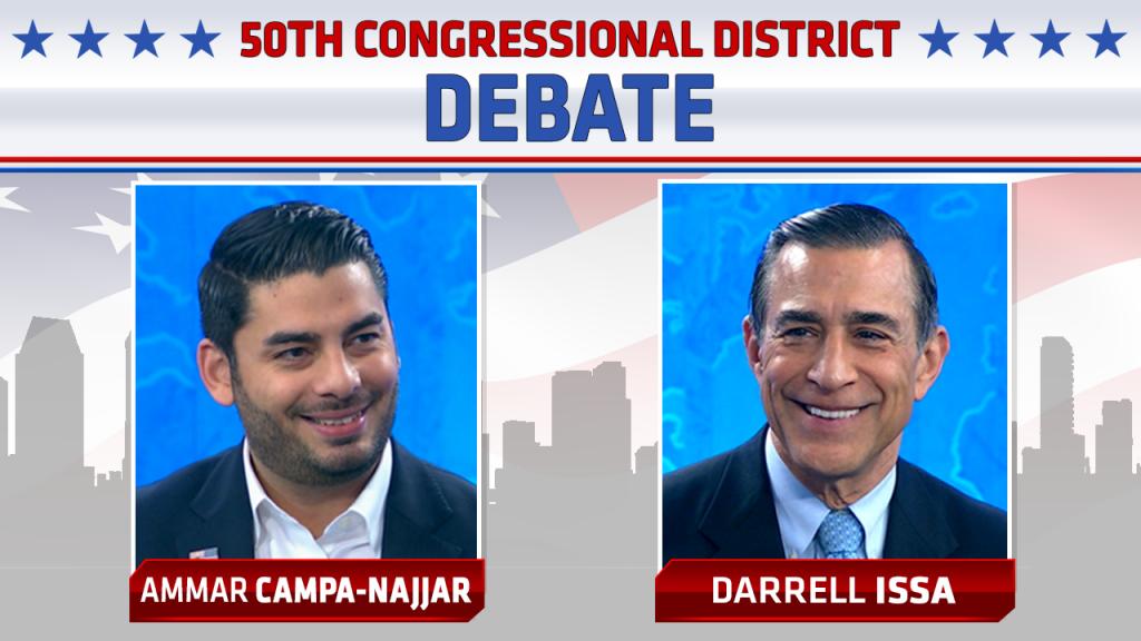 50th Congressional Debate