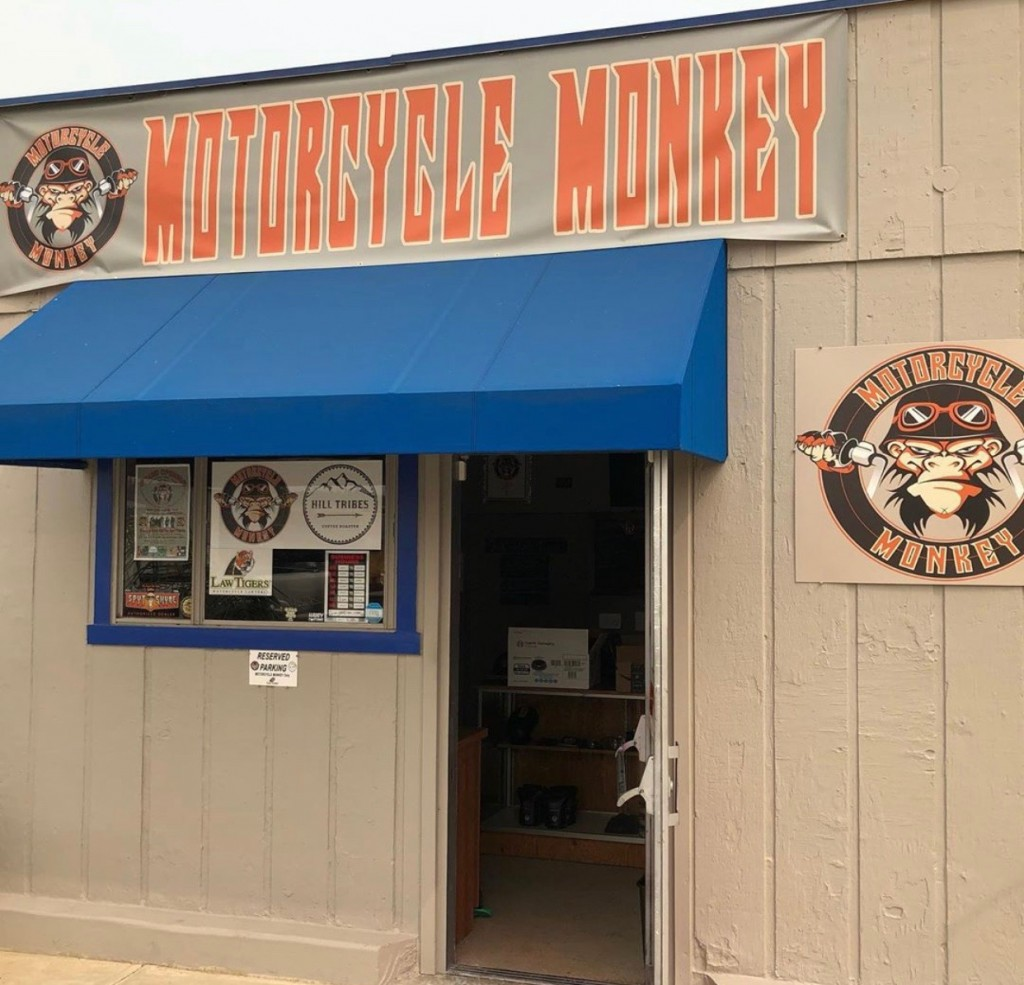 Motorcycle Monkey In Santee Is Officially Open On Saturdays
