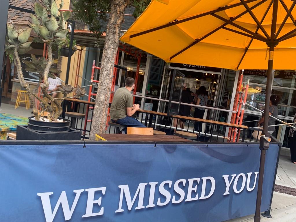 Public Square Coffee House Reopens In La Mesa