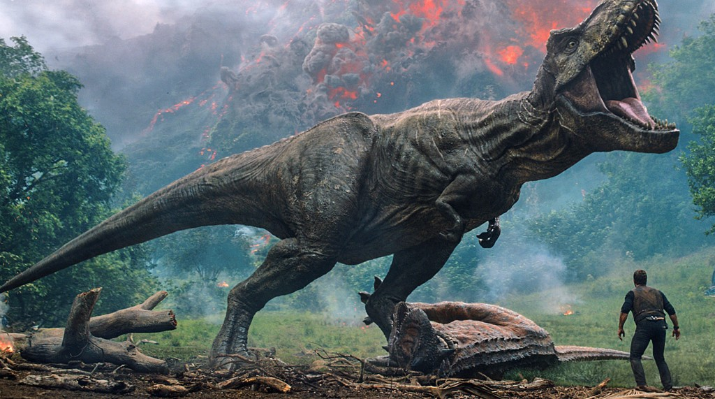 Film Virus Outbreak Jurassic World