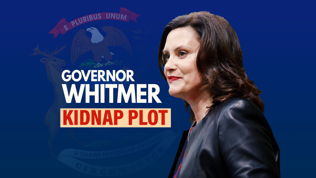 Gretchen Whitmer Kidnap Plot