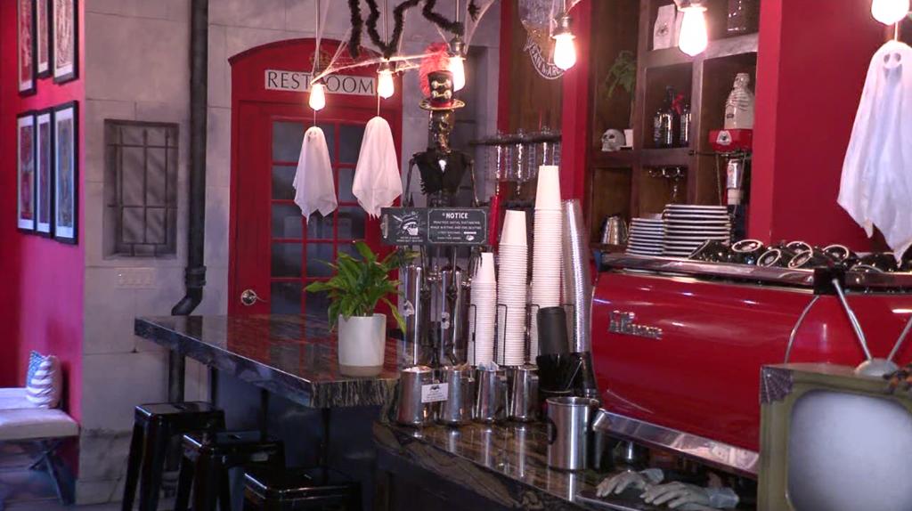Perks Coffee Shop San Marcos