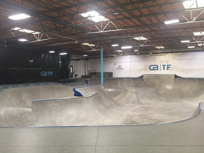 The California Training Facility Reopens Amid Pandemic For Skateboarders To Train From Around The World