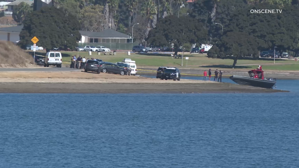 Fiesta Island Body Found