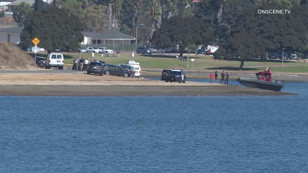 Fiesta Island Body Found