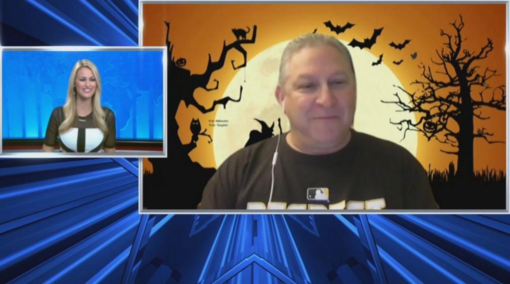 Kevin Hellman Halloween