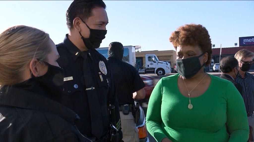 Police Civilians