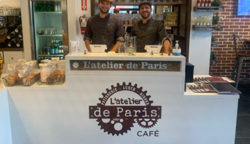 L'atelier De Paris Opens In Encinitas Amid Pandemic
