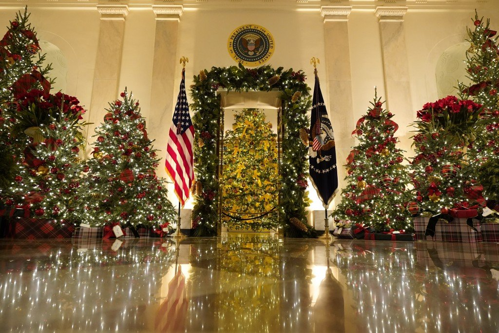 White House Christmas