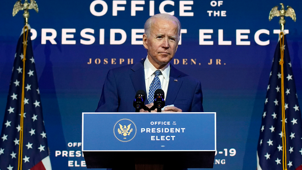 Biden Says All Americans Should Wear A Mask