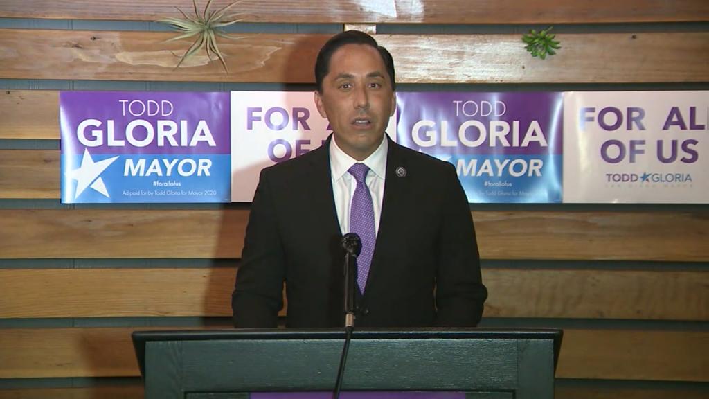 Todd Gloria Wins Mayor Race