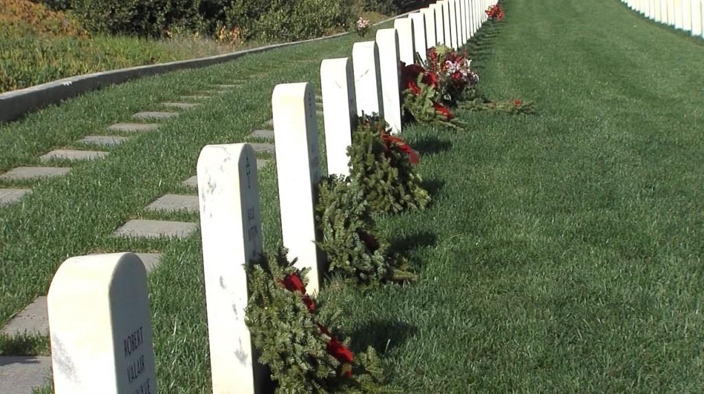 Wreaths Across