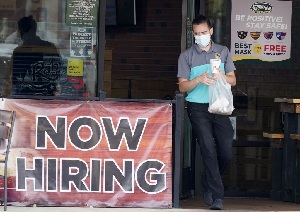 Virus Outbreak Unemployment Benefits