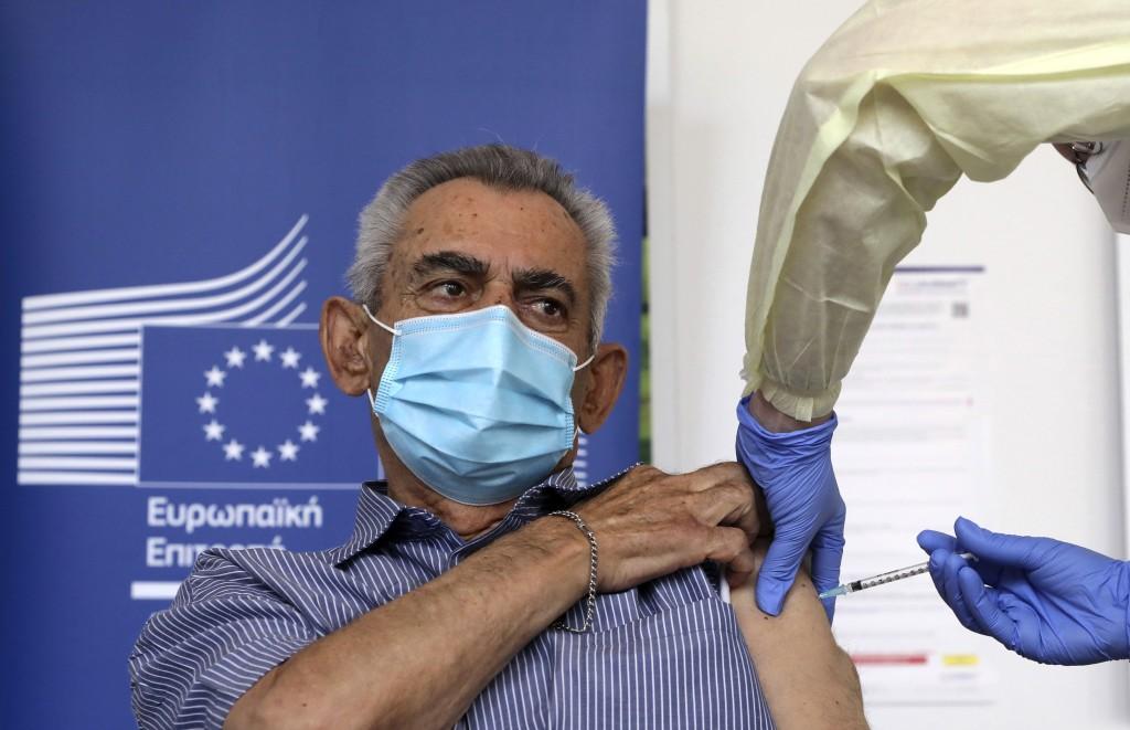 Η ΕΕ ξεκινά την εκστρατεία εμβολίων COVID-19 –