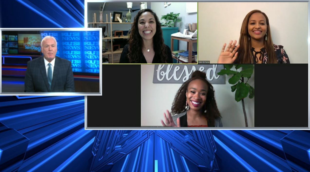 Women of color sweep business accelerator competition - - KUSI