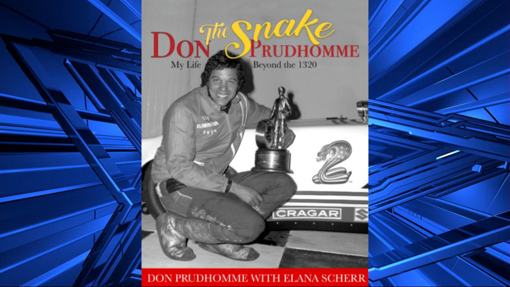 Don The Snak Prudhomme Book Cover