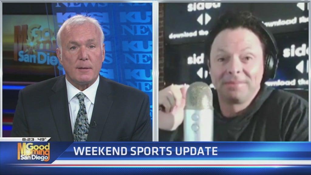 Weekend Sports Update With Scott Kaplan