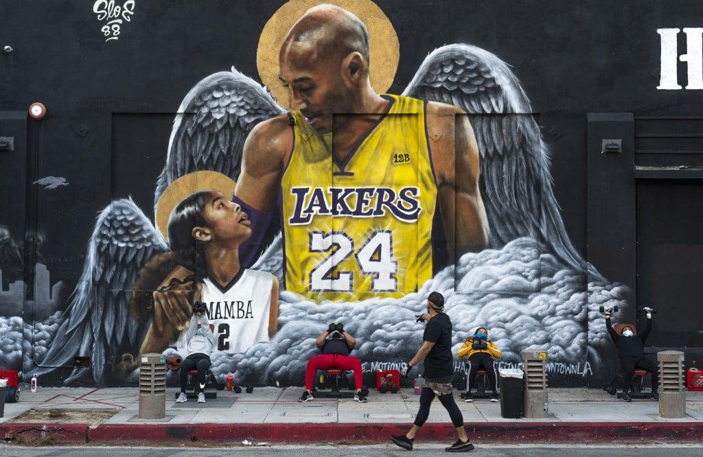 Kobe Bryant Crash Anniversary