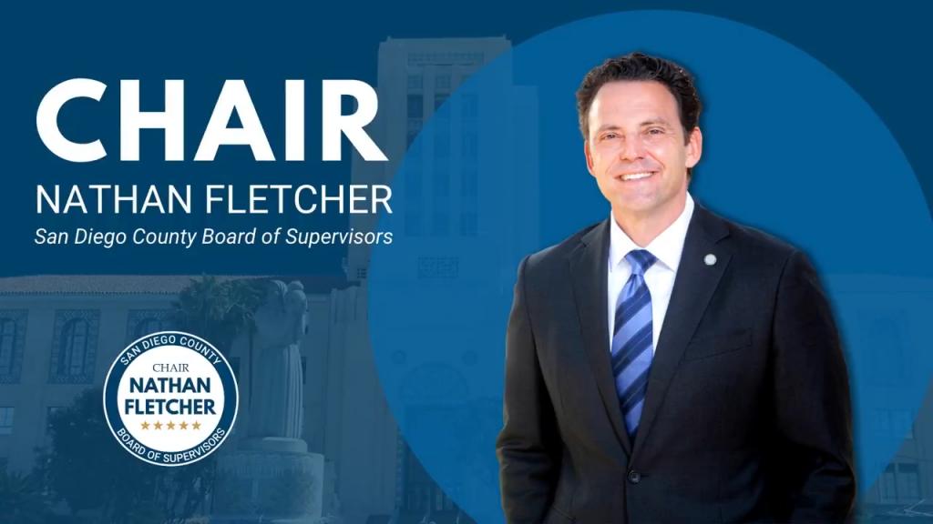 Chair Nathan Fletcher
