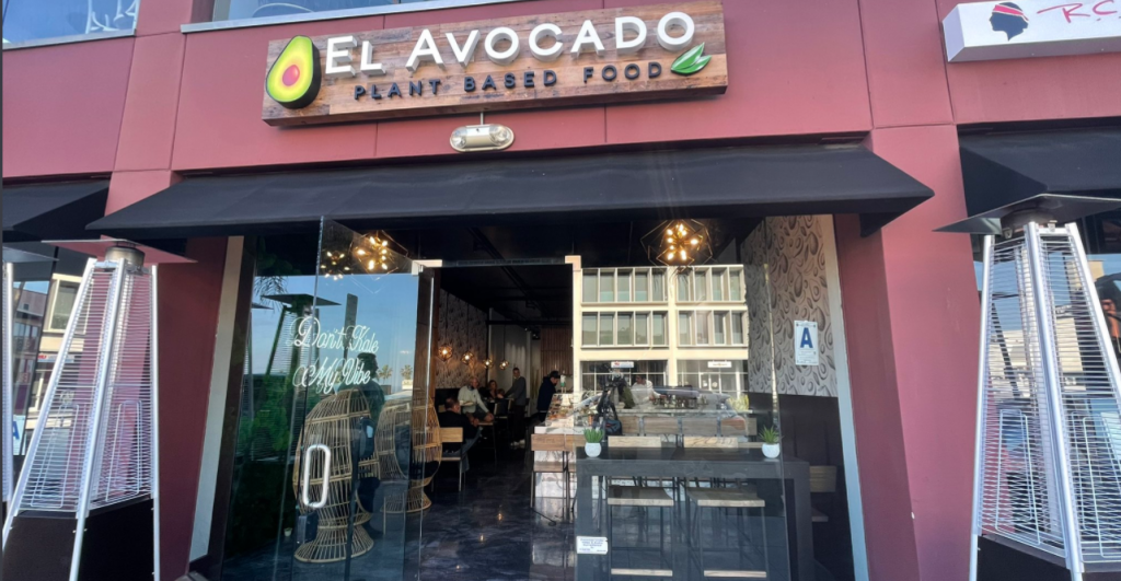 El Avocado, A New Eatery That Opens Amid Pandemic