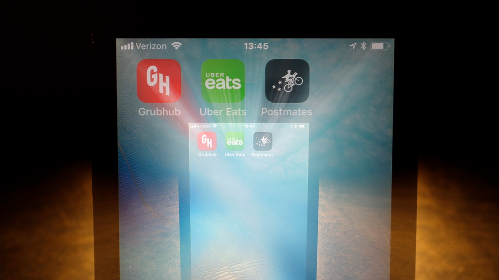 Food Delivery Apps On Iphone