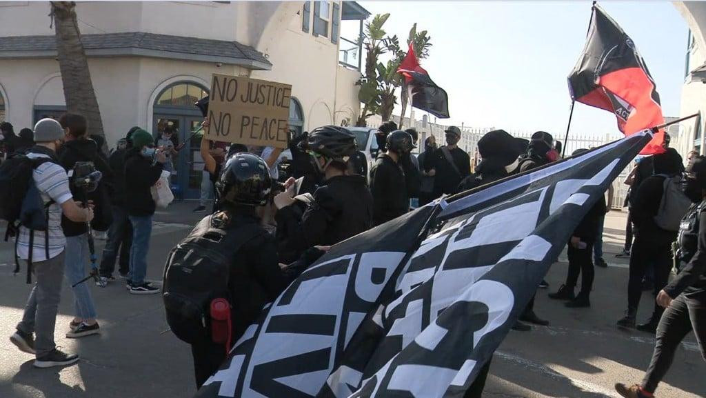 Pb Protest