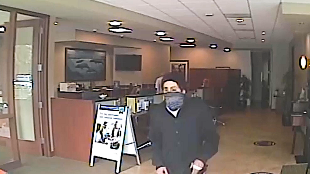 Scripps Ranch Bank Robber Featured