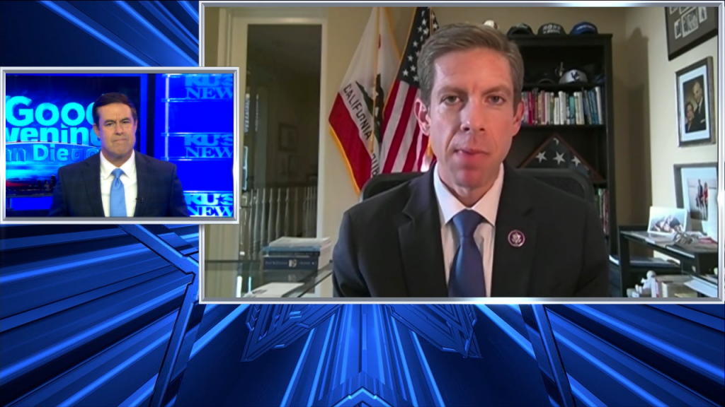 Mike Levin On Impeachment 210
