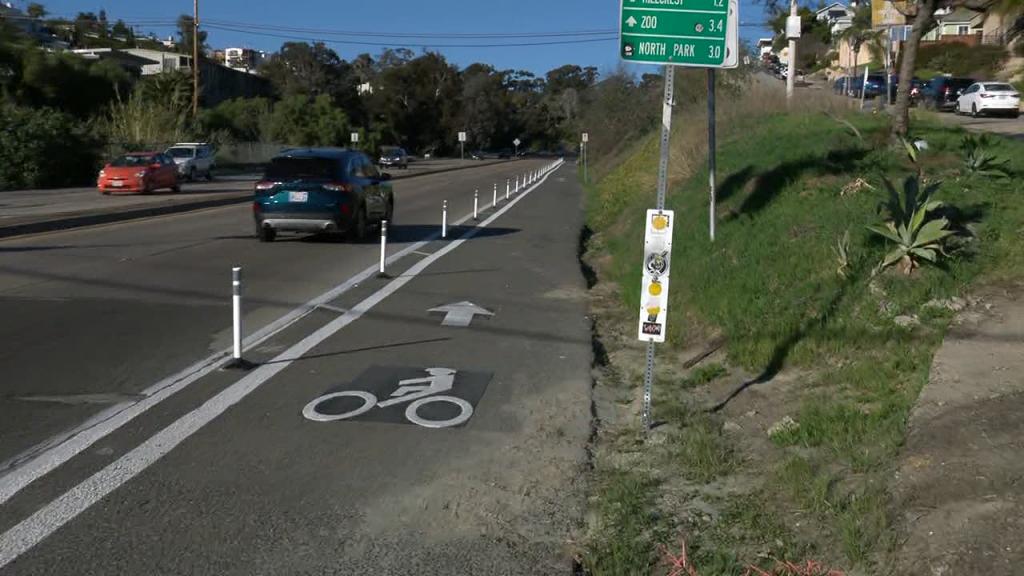 Washington Street Bike Lane