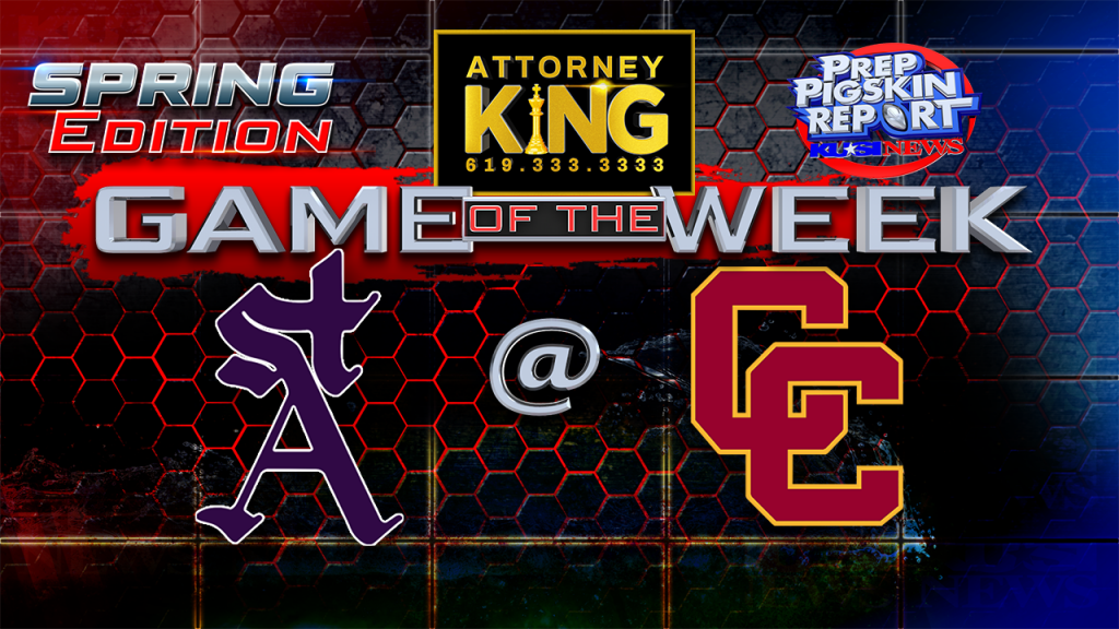 Ppr Game Of The Week St Augustine At Catheral